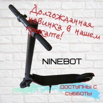 Электросамокат Ninebot