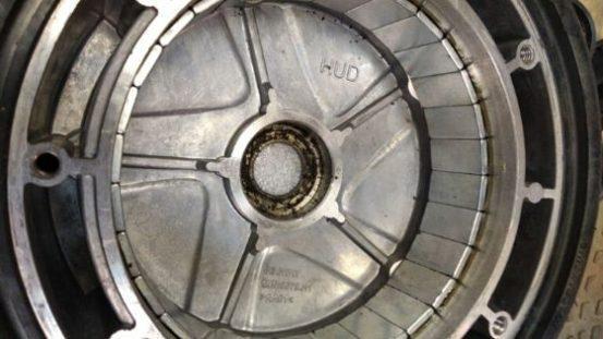 мотор-колесо чистое