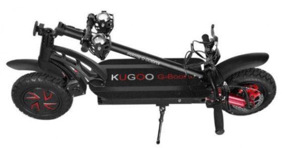 Kugoo G-Booster сложен