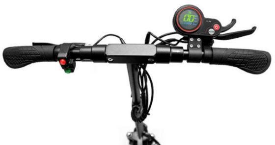 Руль электросамоката Kugoo M4